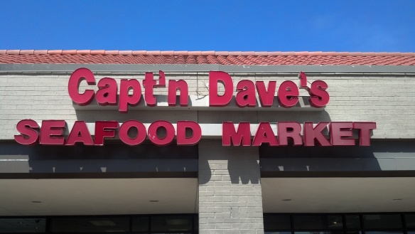 Captain Dave's Fresh Seafood Market